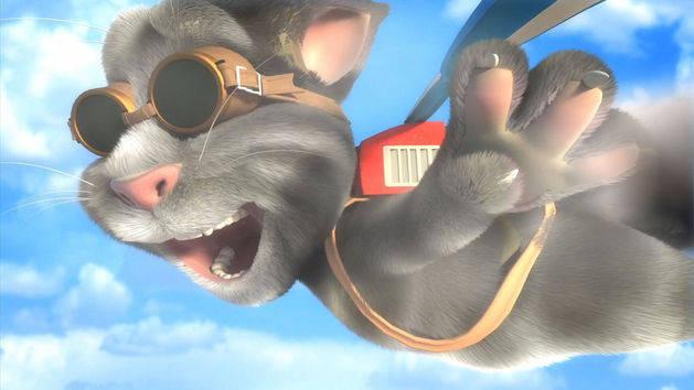 Episode 3: Jet Pack Cat | Talking Friends