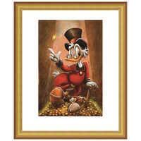 Image of ''Scrooge McDuck'' Giclée by Darren Wilson # 4