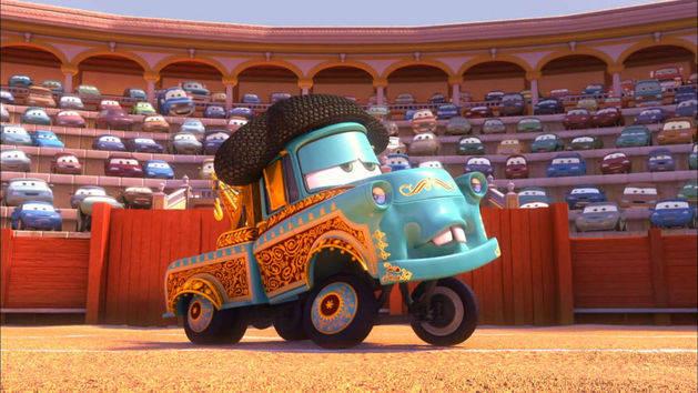 Cars Toons - El Materdor