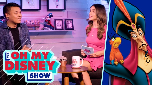 An Interview with AJ Rafael | The Oh My Disney Show