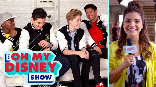 Get to Know the Boys of Club Mickey Mouse | Oh My Disney Show