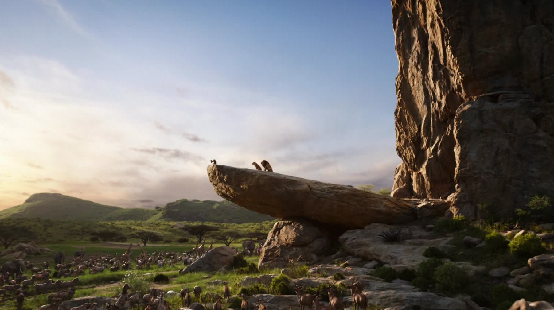 Lion King - Trailer 2