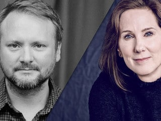Kathleen Kennedy and Star Wars: The Last Jedi Director Rian Johnson to Appear at Star Wars Celebration