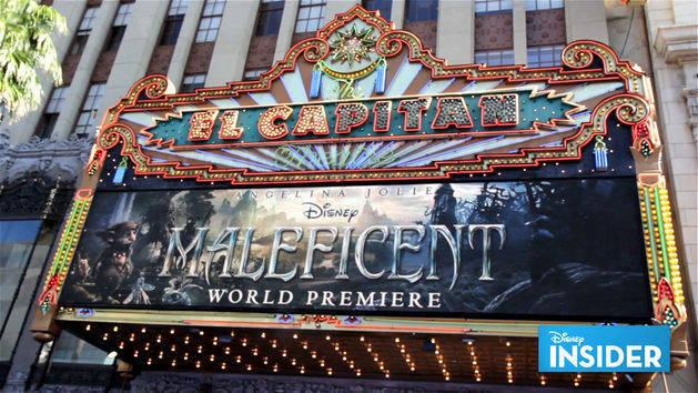 Maleficent World Premiere - Disney Insider