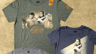 New Star Wars: The Last Jedi Products Coming in Support of Force for Change