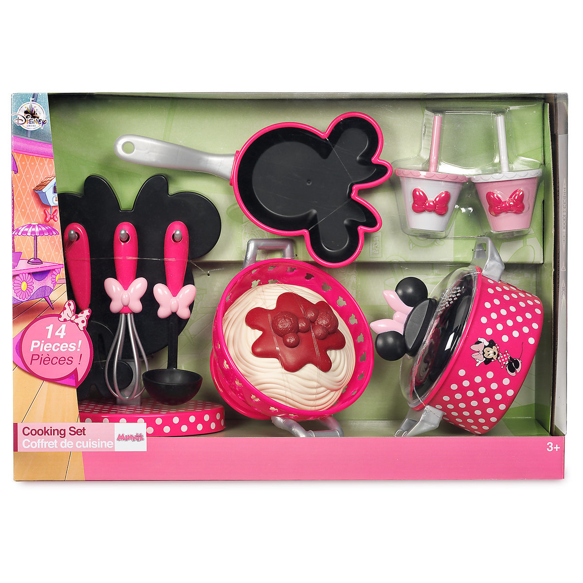 Minnie Mouse Cooking Play Set | shopDisney