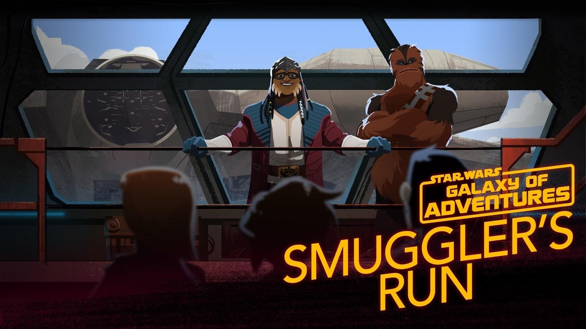 Millennium Falcon - Smugglers Run | Star Wars Galaxy of Adventures