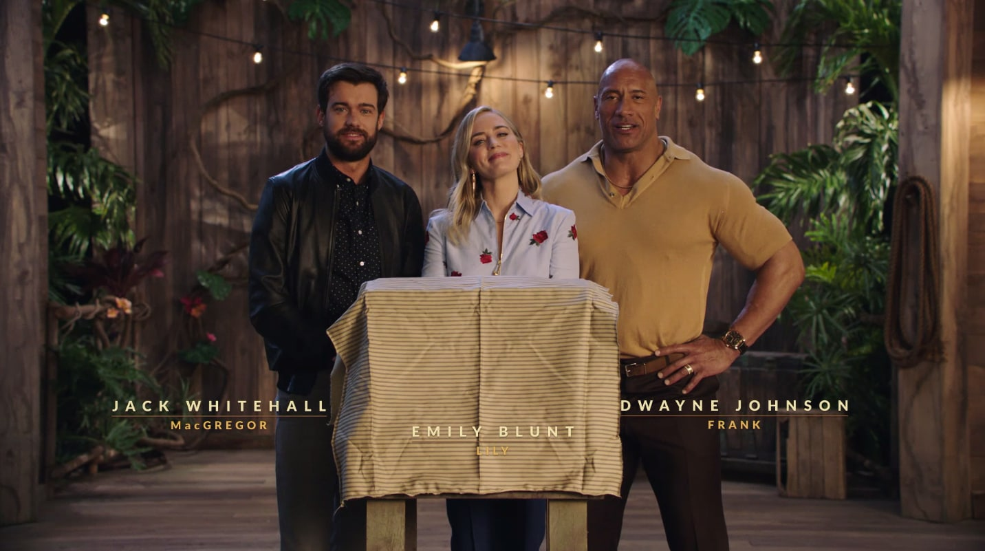 Mystery Crate Featurette | Disney's Jungle Cruise | Experience it July 30