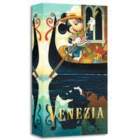 Image of ''Mickey's Venezia'' Giclée by Tim Rogerson # 1
