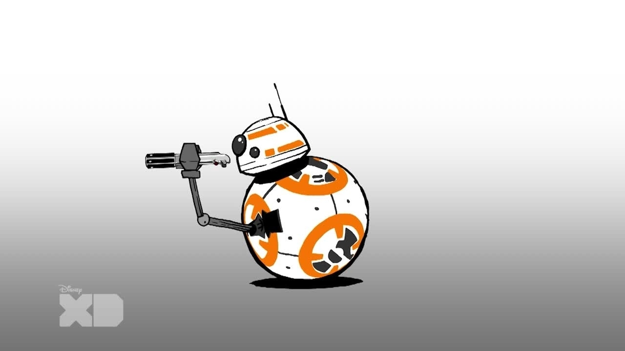 BB-8 - Short 1