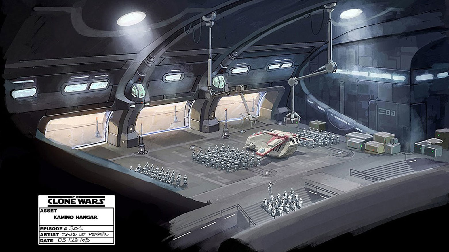 star wars clonetrooper concept - photo #37