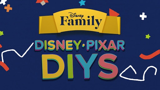 The Best Disney•Pixar DIYs | Disney DIY by Disney Family