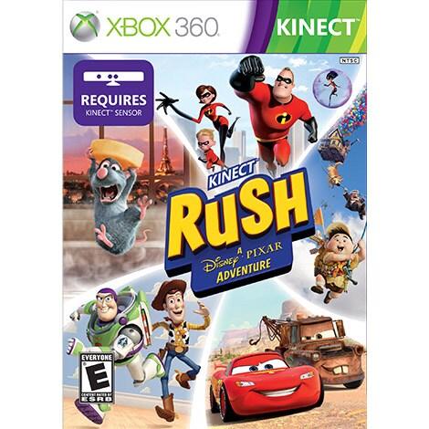 Kinect Rush A Disney Pixar Adventure Disney Lol