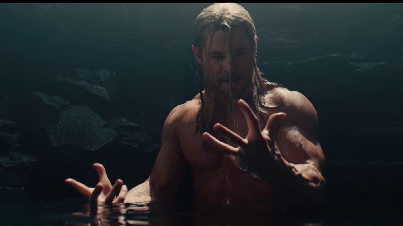 Thor in Norn Cave - Avengers: Age of Ultron Deleted Scene