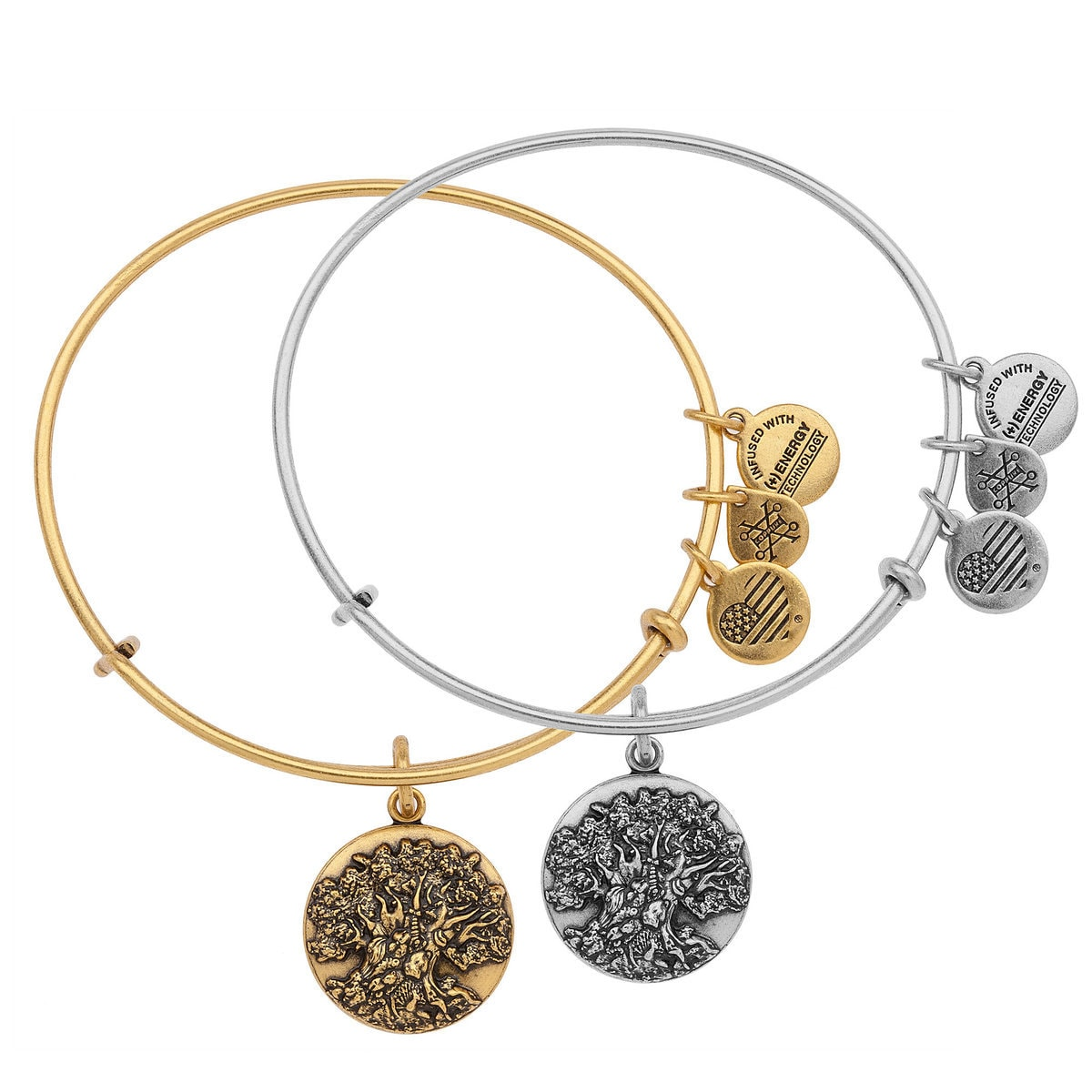 and bangle mom charm ani infinity alex angle bracelet