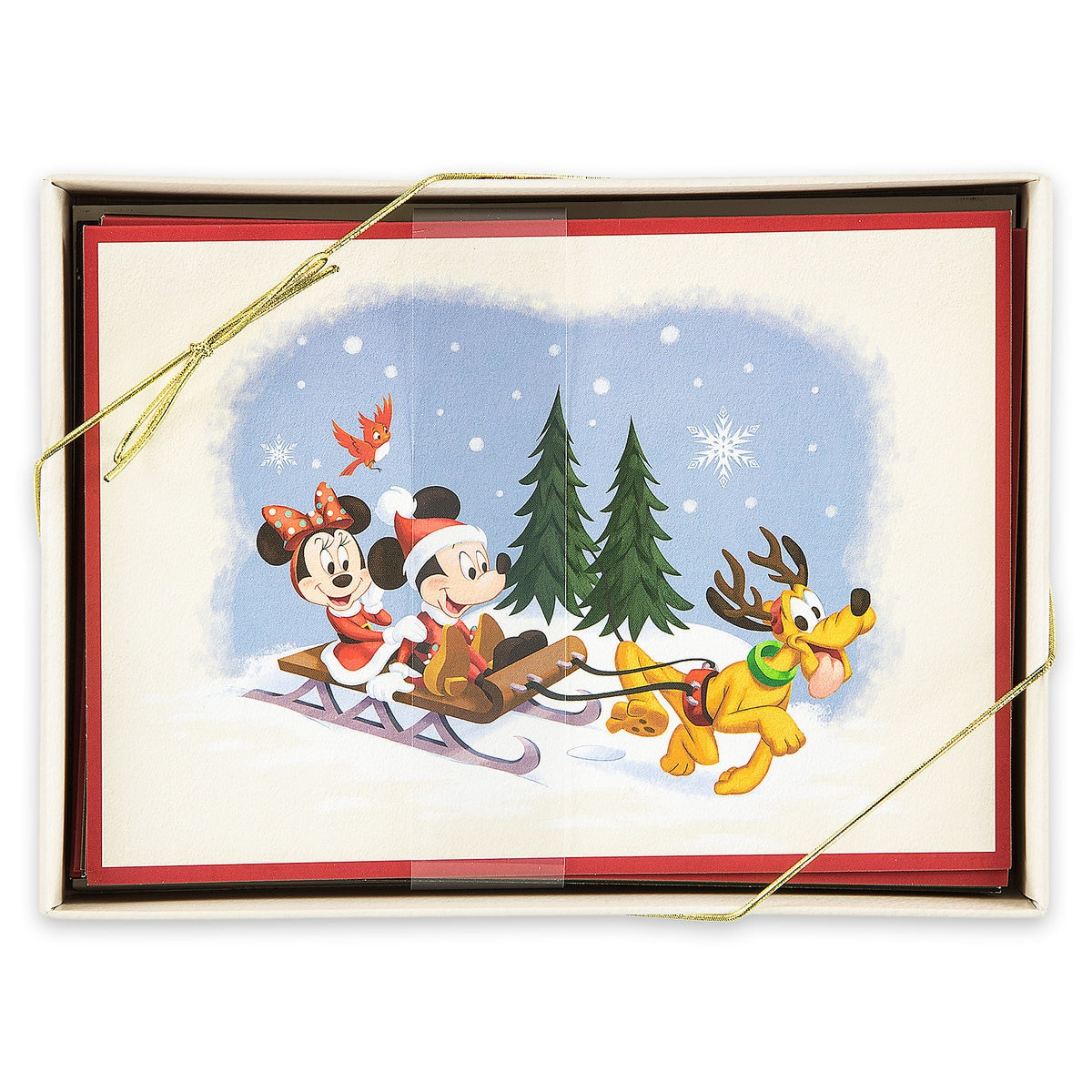 Has anyone found Disney themed Christmas cards? Tom found some on ...