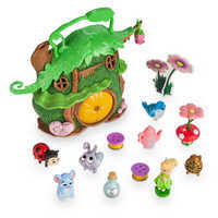 Image of Disney Animators' Collection Littles Tinker Bell Micro Doll Play Set # 2