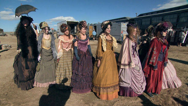 Dressing the West - The Lone Ranger Behind the Scenes
