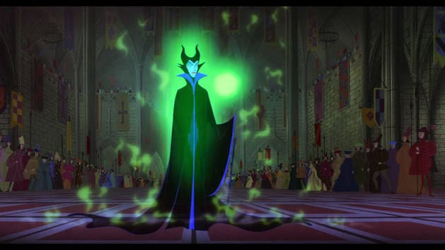 Aurore histoire de la princesse aurore coloriage - Dessin de malefique ...