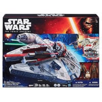 Millennium Falcon Battle Action Play Set - Star Wars: The Force Awakens