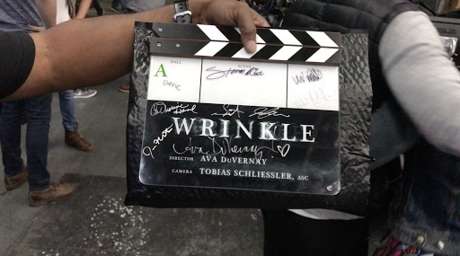 A Wrinkle In Time Wrap Video
