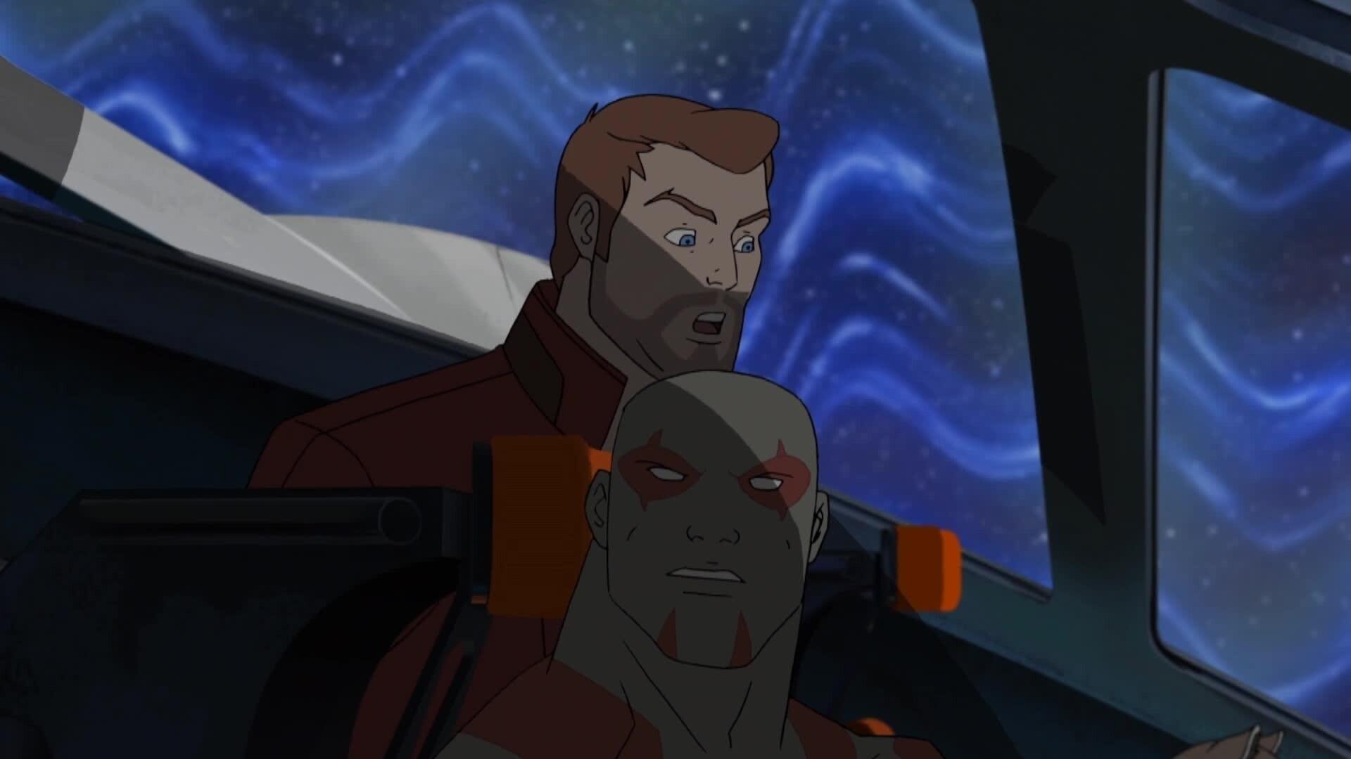 Guardians of the Galaxy - Aflevering 33 - Seizoen 2