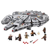 Millennium Falcon Playset by LEGO - Star Wars: The Force Awakens