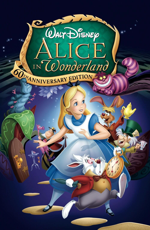 Pictures from Alice's Adventures in Wonderland