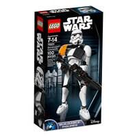 Stormtrooper Commander Figure by LEGO - Star Wars