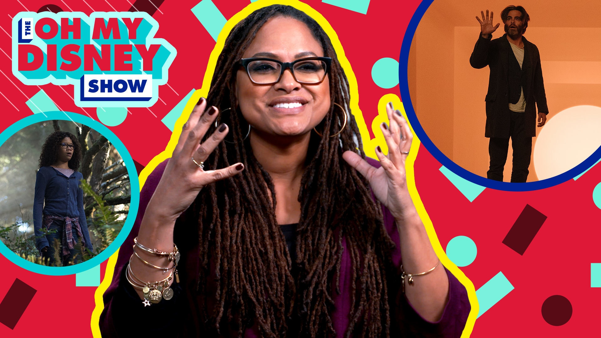 Ava DuVernay on the Set of A Wrinkle in Time | Oh My Disney Show by Oh My Disney