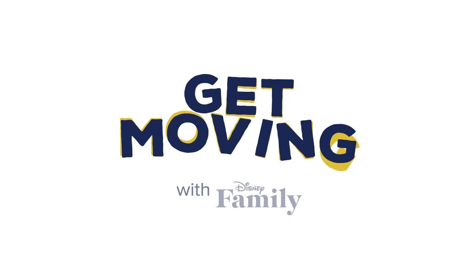 The Lion King | Get Moving With Disney Family by Disney Family