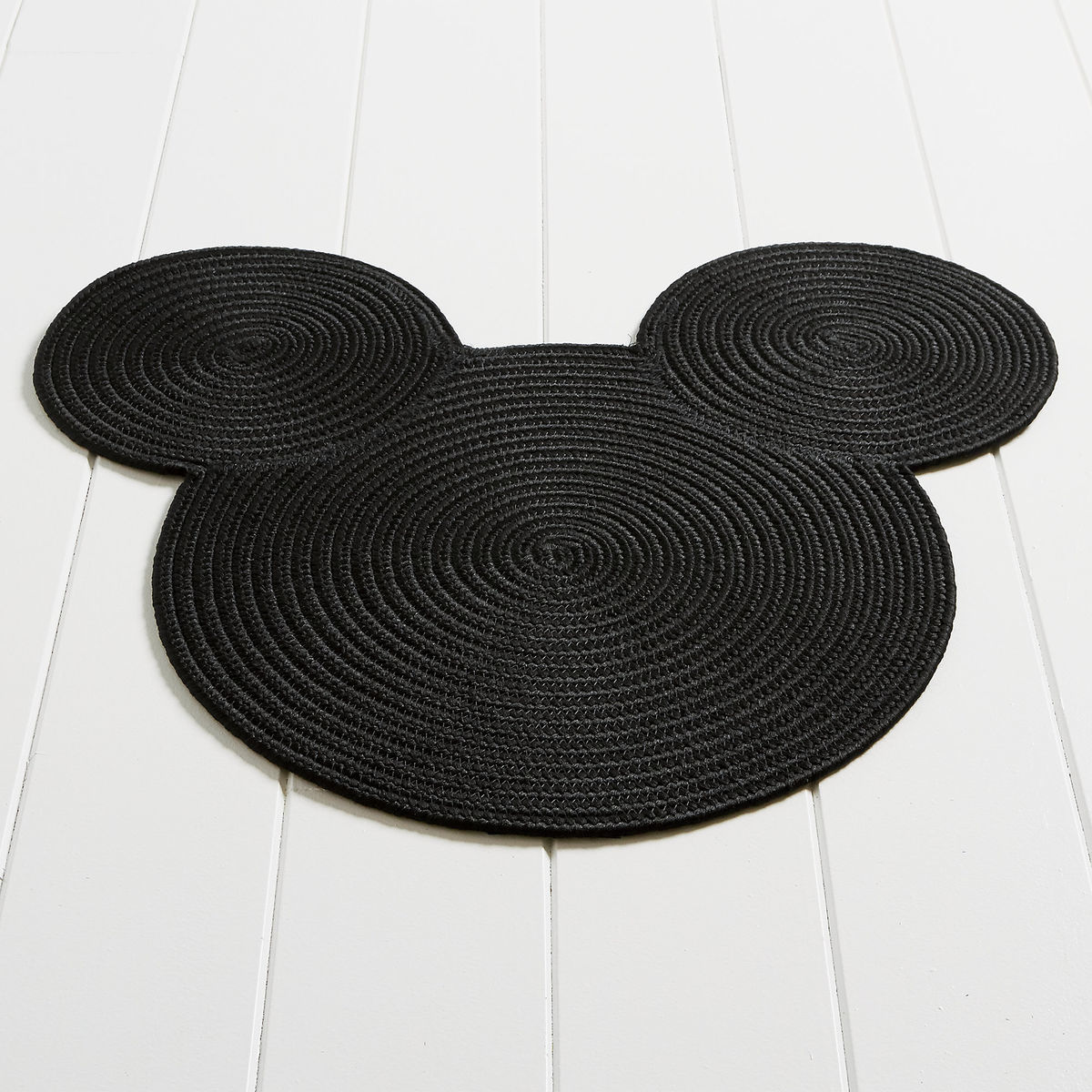 mickey mouse braided rugethan allen | shopdisney