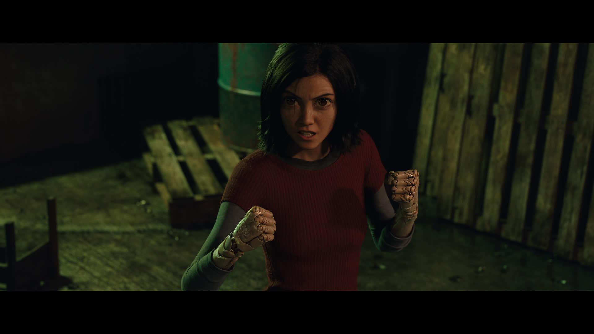 "Alita: Battle Angel | ""Ambush Alley"""