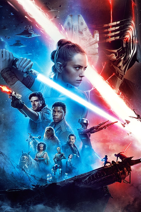 Star Wars: Der Aufstieg Skywalkers (Episode IX)