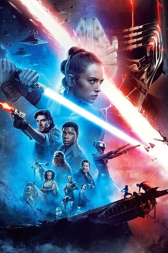 Star Wars: El ascenso de Skywalker (Episodio IX)