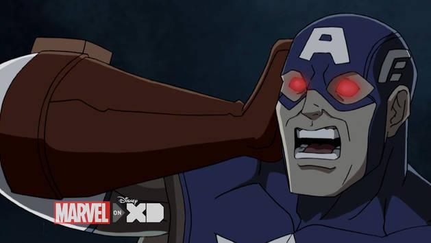 Avengers Assemble - Hjernetransplantation