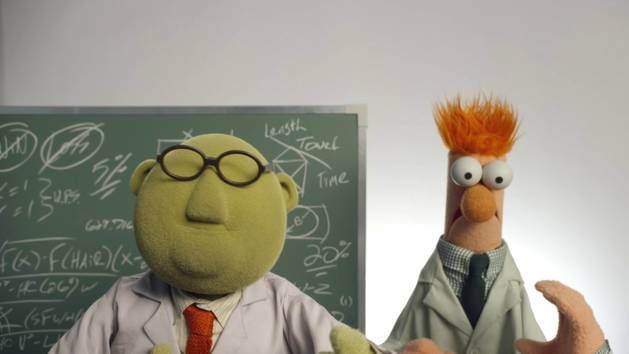 Bunsen and Beaker ESPN Tournament Challenge | The Muppets