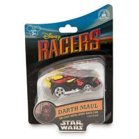 Darth Maul Die Cast Disney Racers - Star Wars