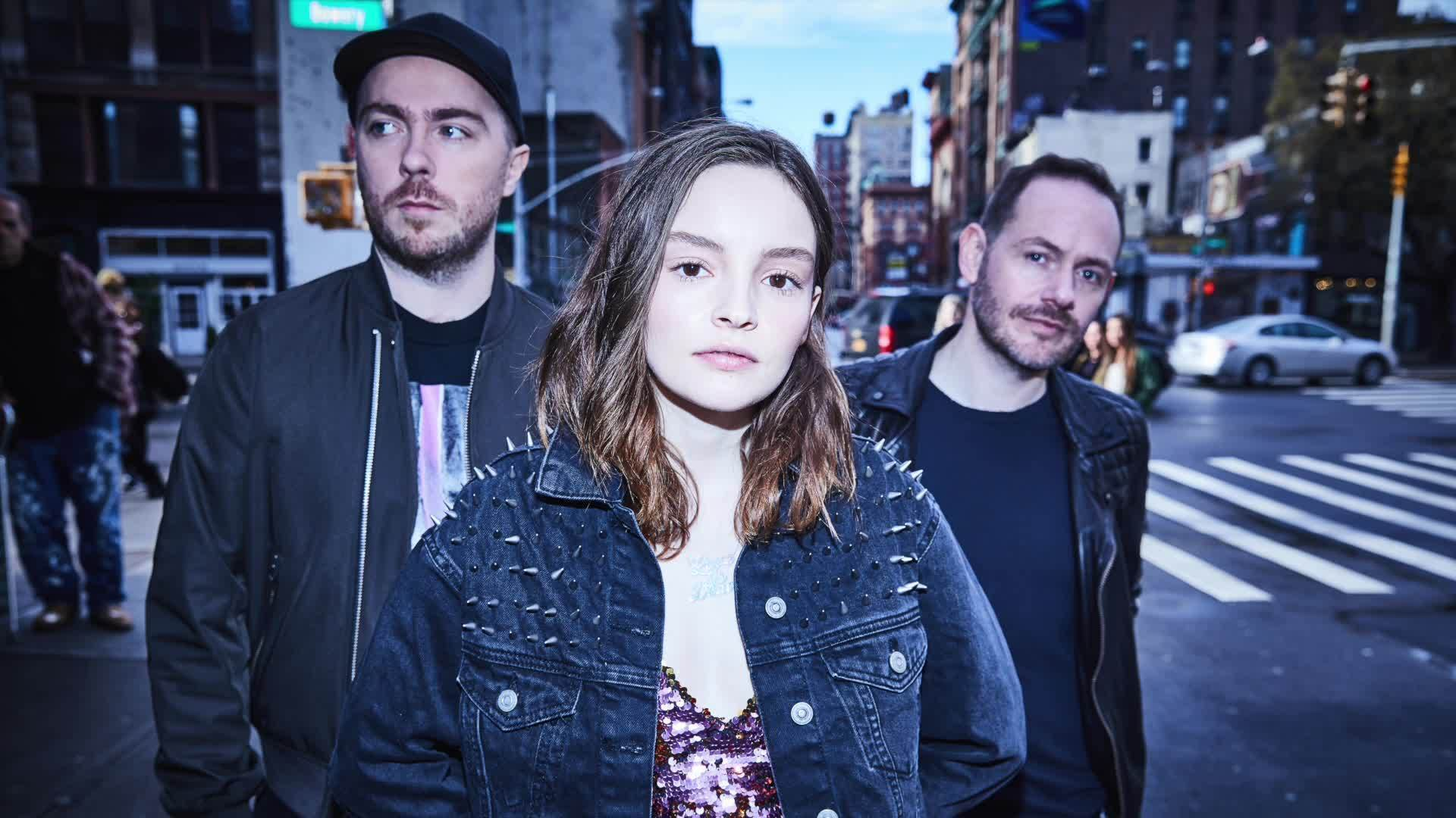 "CHVRCHES ""Miracle"" - Radio Disney Music Mailbag"