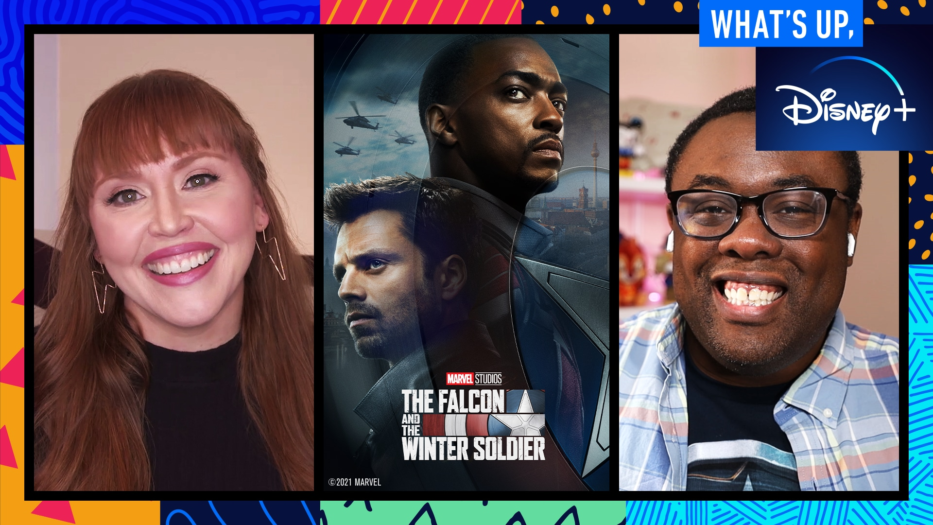 Marvel Studios' The Falcon and the Winter Soldier | What's Up, Disney+ | Episode 20