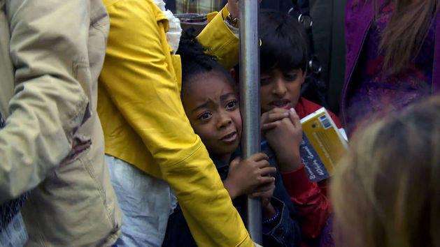 Episódio 10: Aventuras no metrô - Jessie