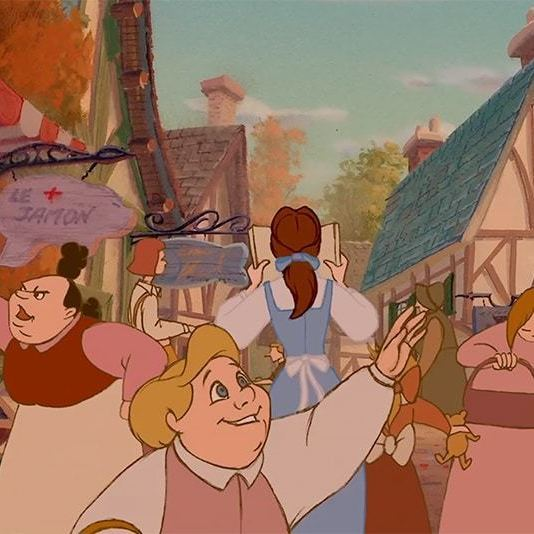 Quiz: Which Really Random Disney Character Are You?