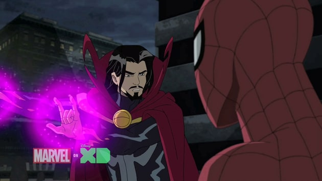 Marvel's Ultimate Spider-Man vs. The Sinister 6 Season 4, Ep. 3 - Clip 1