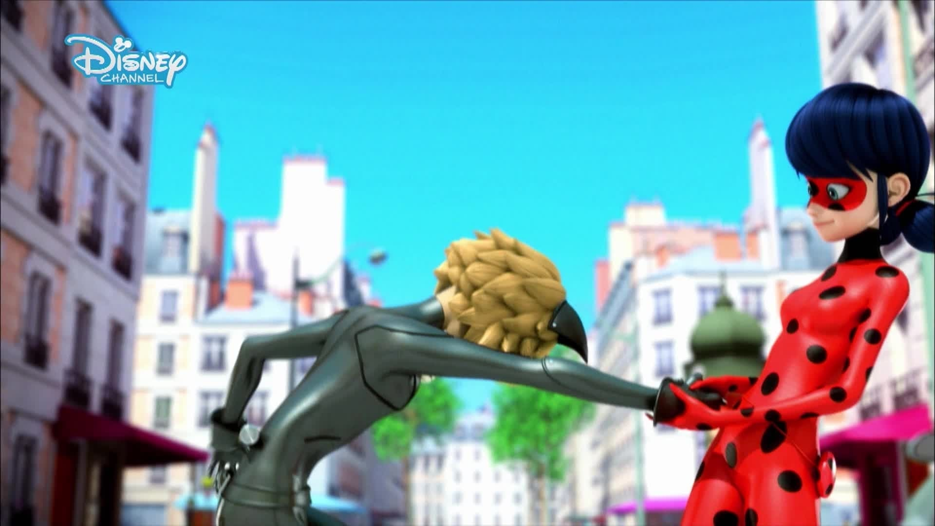 Los secretos de Ladybug - Cat Noir visto por Marinette