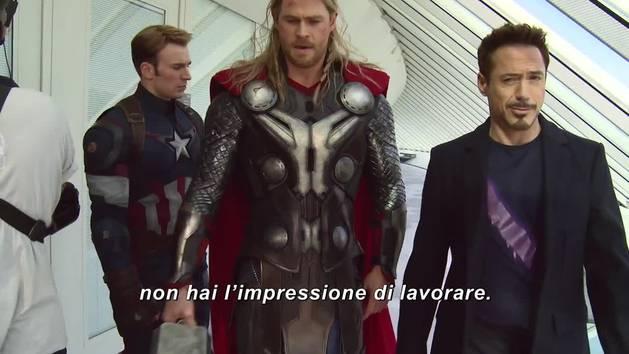 Avengers Riuniti