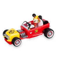 Image of Mickey Mouse Transforming Pullback Racer - Mickey and the Roadster Racers # 2