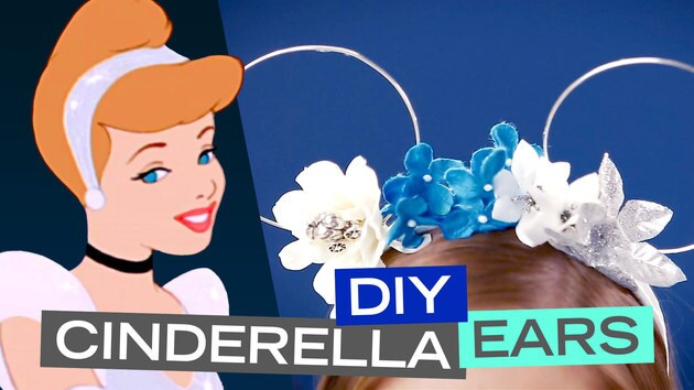 DIY Cinderella Ears