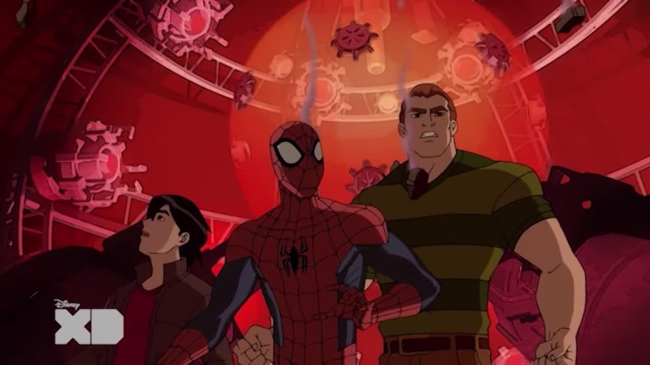 Ultimate Spiderman - Esercito di sabbia