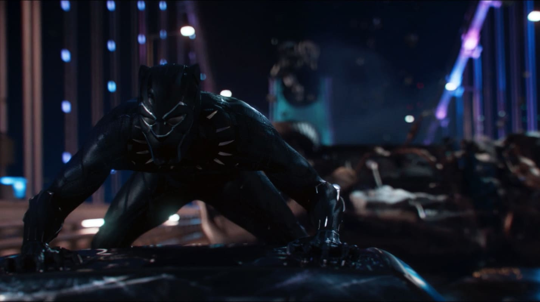Pantera Negra - Tráiler