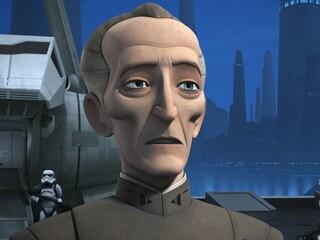 """Star Wars Rebels: """"Tarkin Arrives"""""""